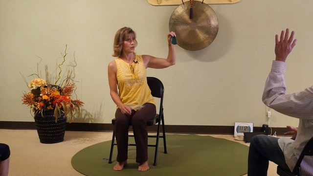 Is your Fascia thick like Felt? Learn what movements we need to unbind ourselves! with Sherry Zak Morris