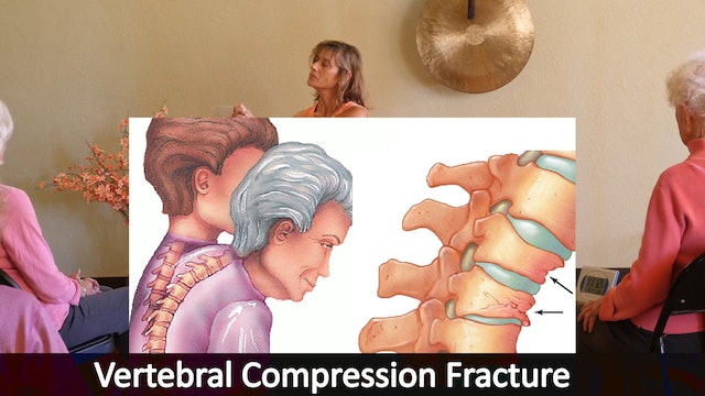How to Avoid a Vertebral Compression Fracture wtih Sherry Zak Morris