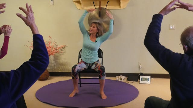 Feeling Forever Young - Chair Yoga Da...