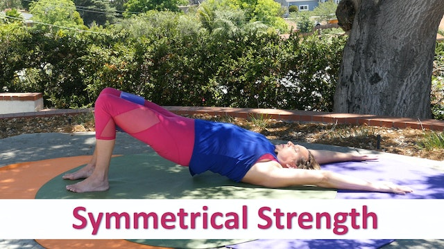 (25-min) Symmetrical Strength for your Structure with Justine Shelton