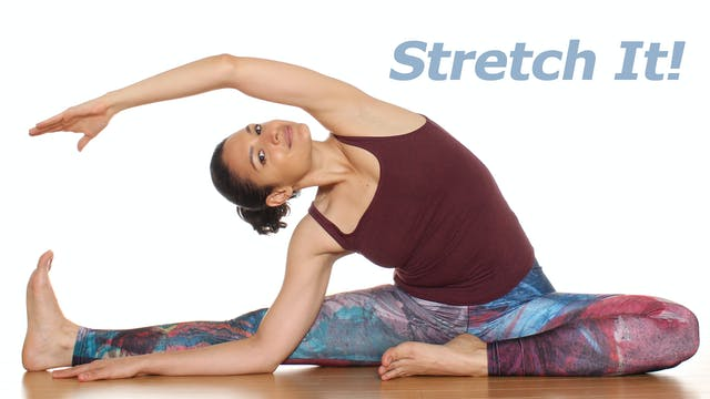 Deep Stretch Classes