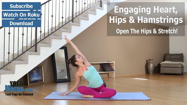 Ariadne's Open Hearts, Hips & Hamstrings