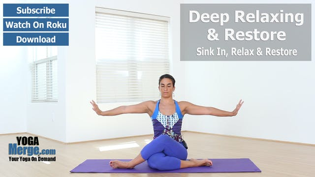 Mary's Deep Relaxing Restore