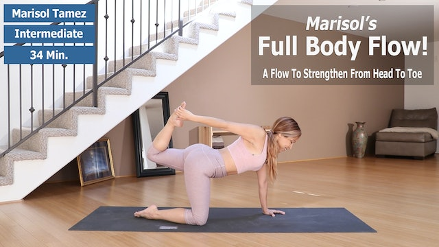 Full Body Flow For Strength Preview