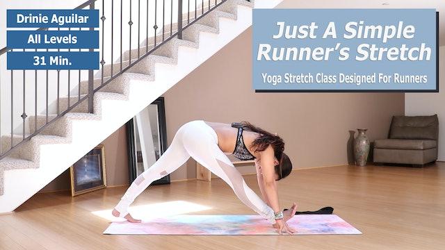 Drinie's Runner's Stretch