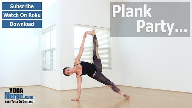 Priscilla's Plank Party