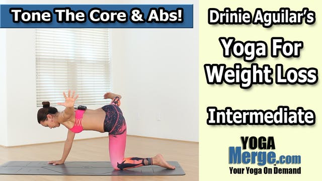 Drinie's Yoga For Weight Loss & Abs