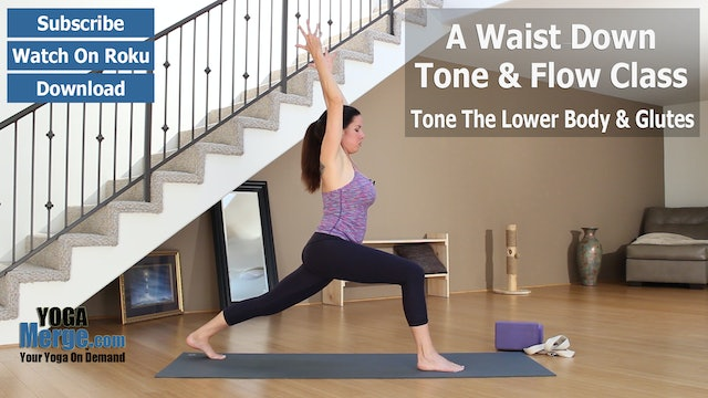 Kimberly's Waist Down Workout