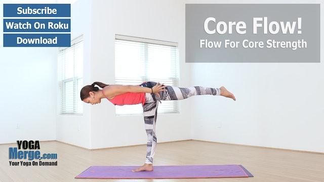 Drinie's Core Strength Flow