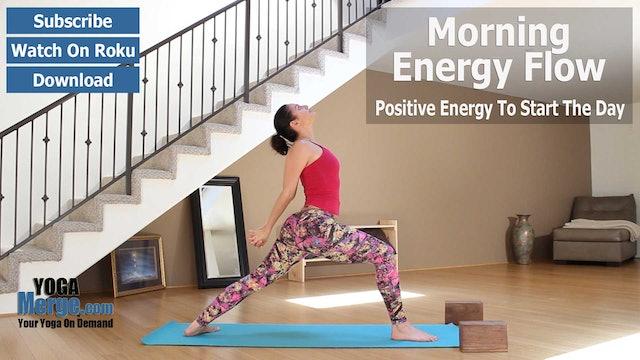 Ariana's Morning Energy Flow