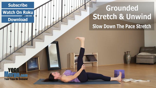 Kimberly's Stretch & Unwind
