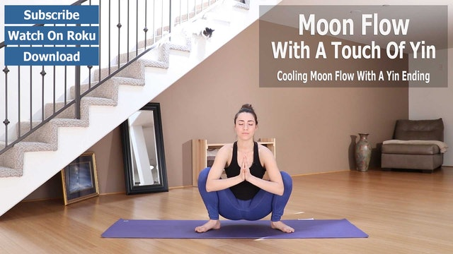 Daniela's Moon Flow With A Touch Of Yin