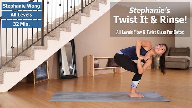 Twist It & Rinse Preview