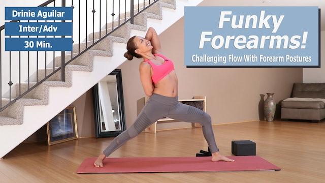 Drinie's Funky Forearm Flow