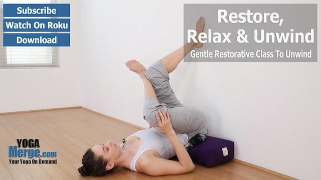 Leeza's Relax, Restore & Unwind