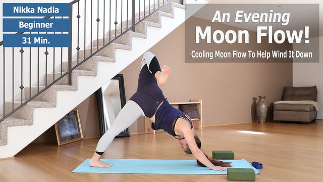 Cool Evening Moon Flow Preview