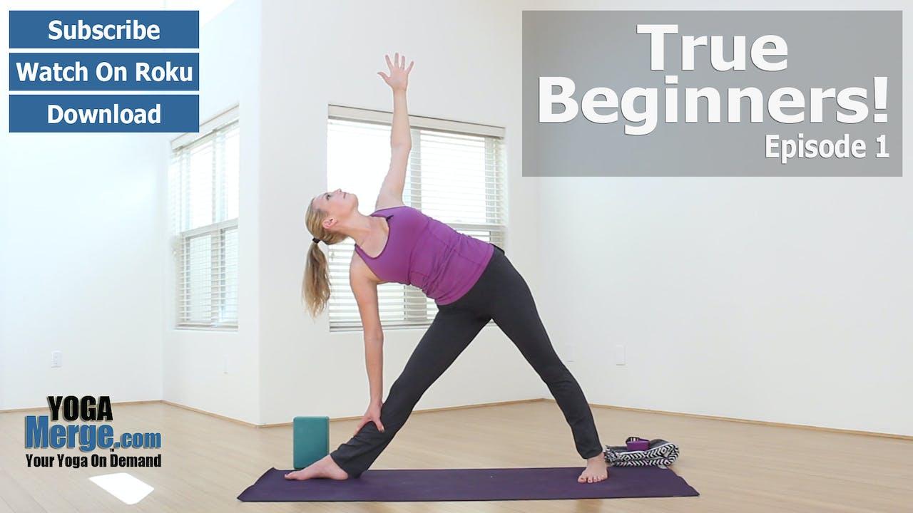 Anna True Beginners Episode 1