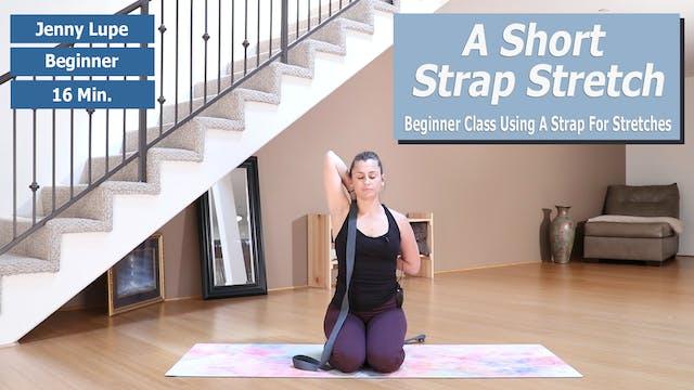 Jenny's Short Strap Stretch