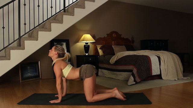 Kim's Bedtime Yoga: Lower Back Focus