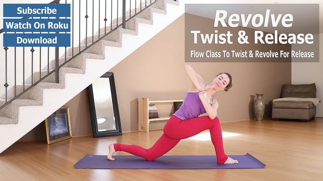Daniela's Revolve & Twist