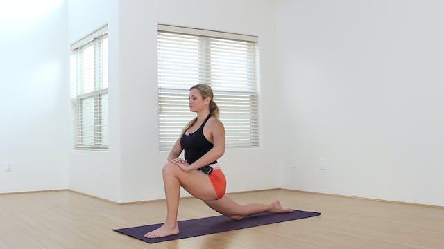 Anna's Seek Flexibility