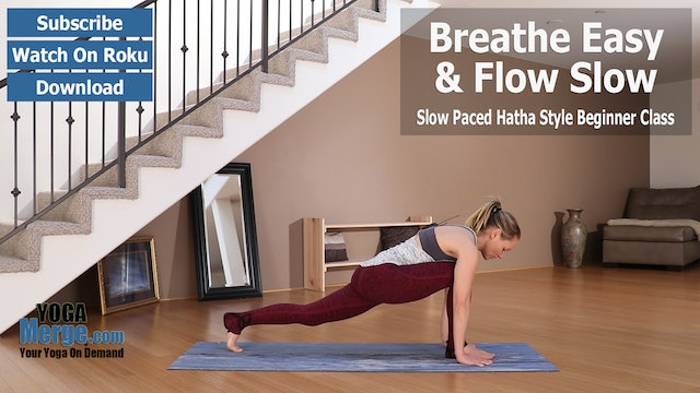Kim's Breathe Easy & Flow