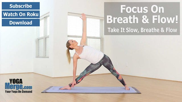 Kim's Slow Breathe & Flow