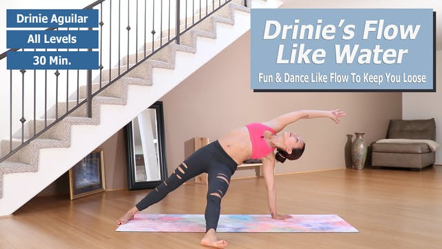 Drinie's Flow Like Water