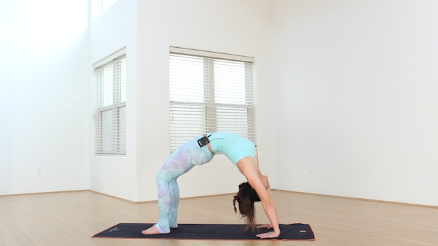 Madelyn's Open Hearts & Spine Flexibility