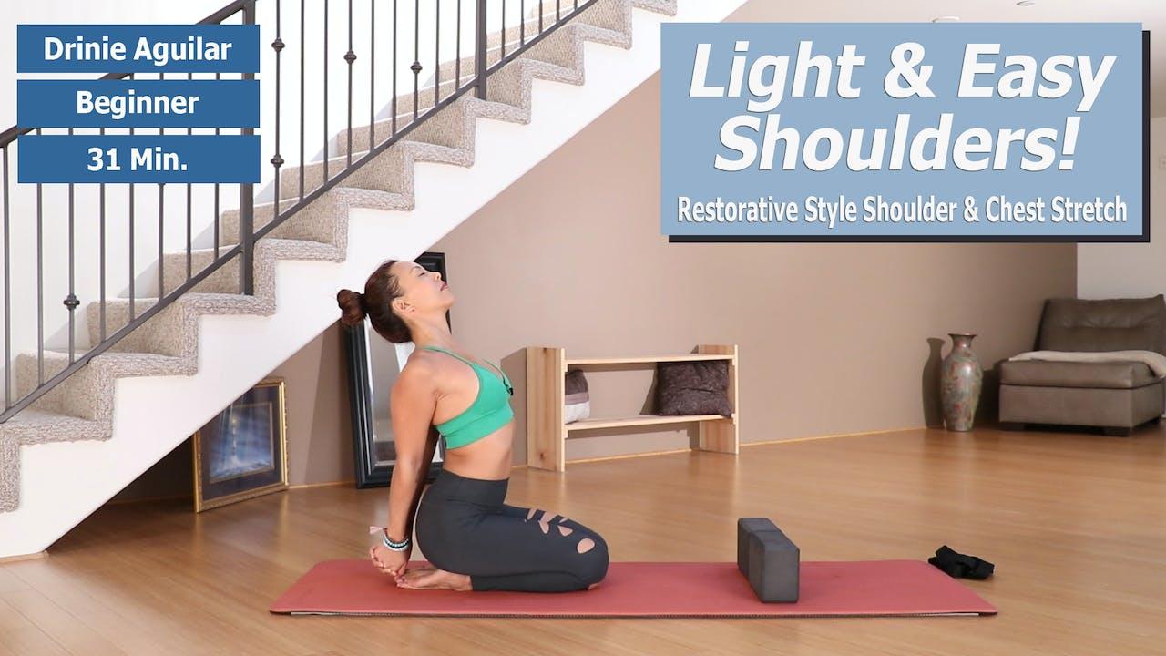 Drinie's Light & Easy Shoulders