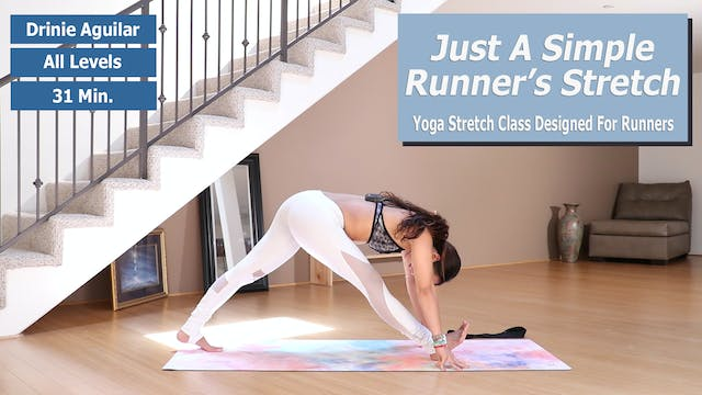 Drinie's Runner's Stretch Preview