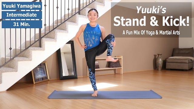 Yuuki's Stand & Kick