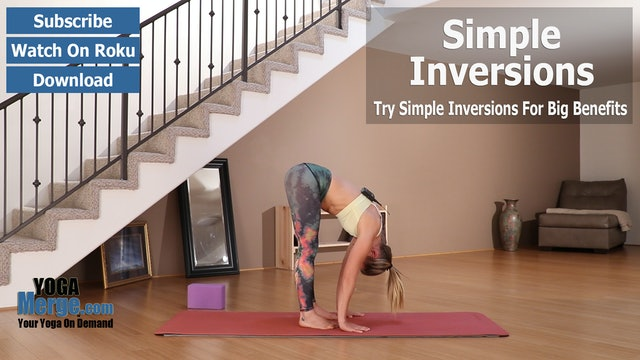 Kim's Simple Inversions For Better Health - Part 1
