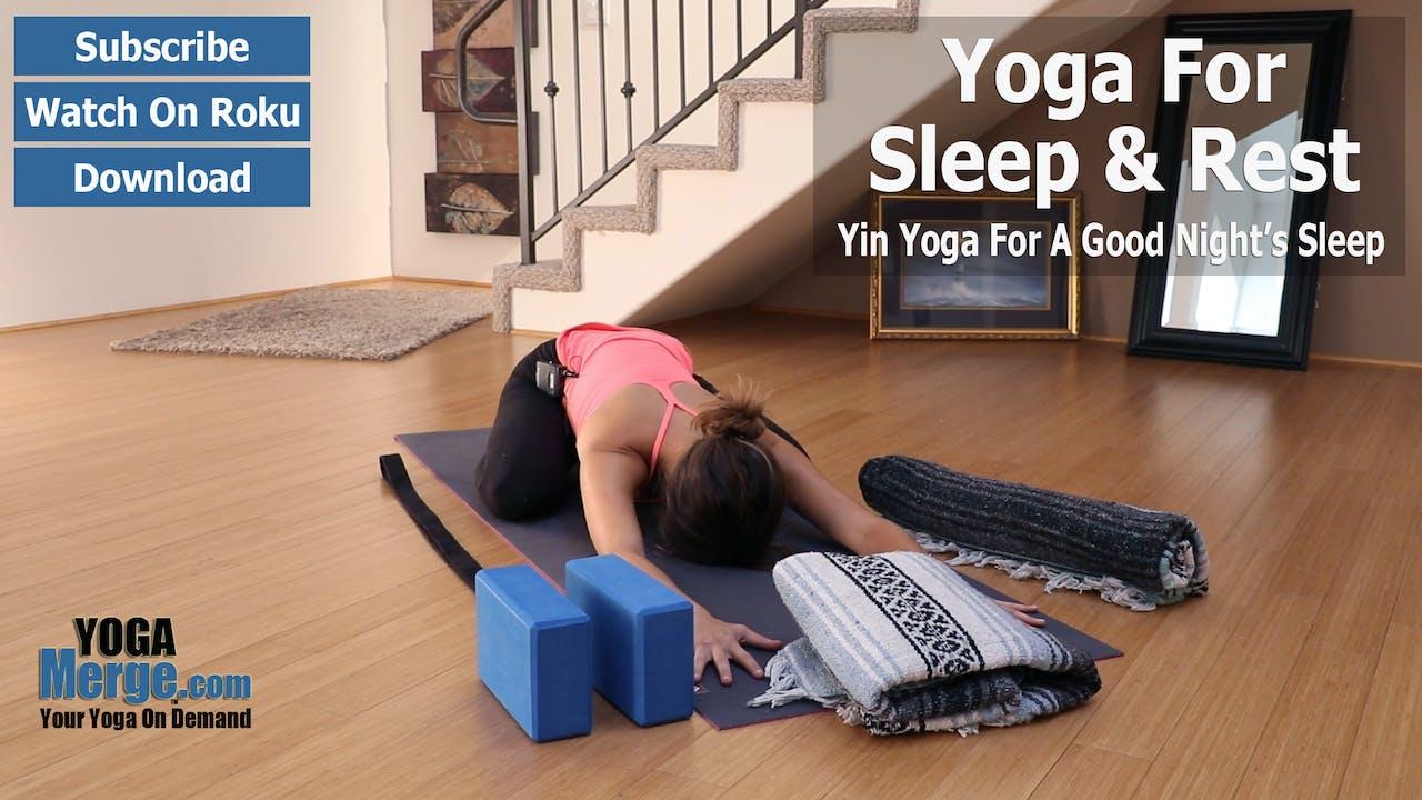 Katie's Yoga For Sleep