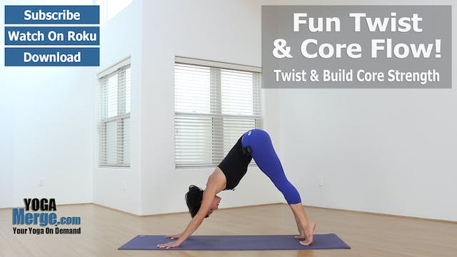 Dana's Fun Twists & Core