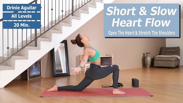 Drinie's Short & Slow Heart Flow
