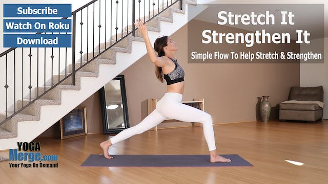 Katie's Stretch & Strengthen