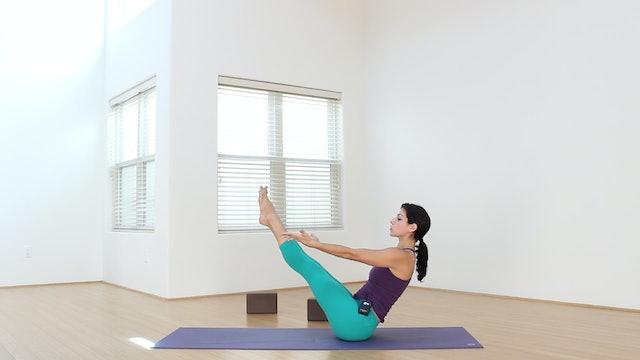 Dana's Yoga For Endurance