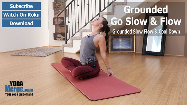 Nikka's Slow Flow & Cool Down