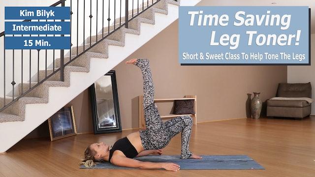 Kim's Time Saving Leg Toner Preview