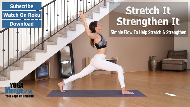 Katie's Stretch & Strengthen