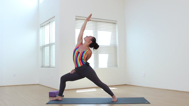 Jen's Basic Flow, Balance & Alignment