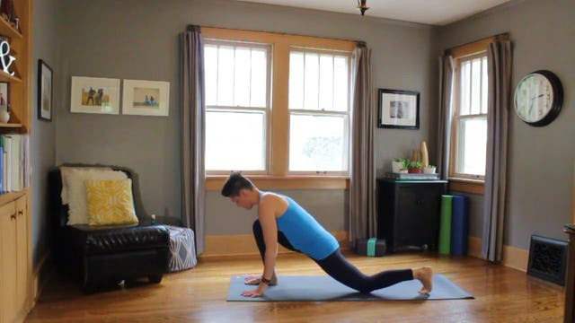 Sun Salutation - Peppermint