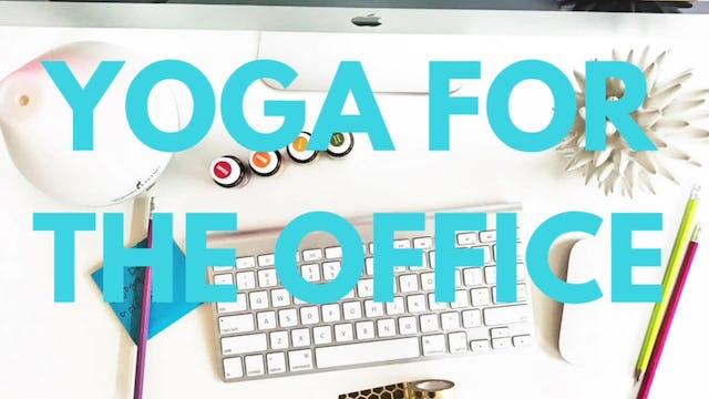 Office Yoga Trailer