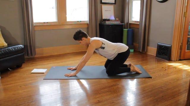 Y+O: Gentle Yoga Practice