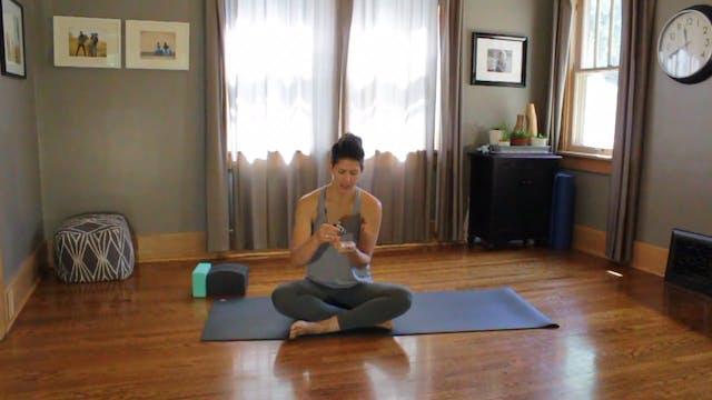 Yoga for Clarity - Clarity EO