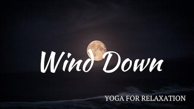Wind Down