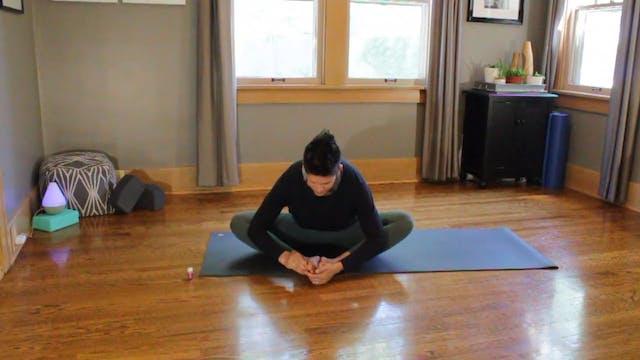 Intro to Yin Yoga - Harmony