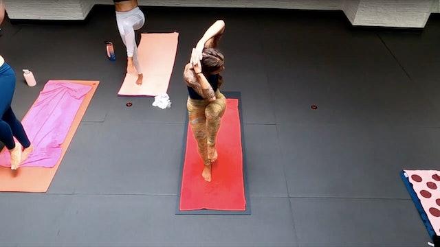 Kat Flying Ninja Zero Expectations, Just Experiences Flow - Thu 6/3
