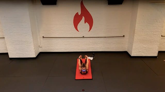 Hannah Bow Pose Flow - Sat 1/9
